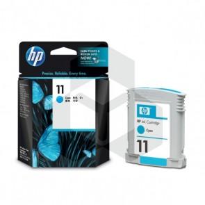 HP 11 (C4836AE) inktcartridge cyaan (origineel)