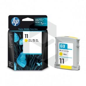 HP 11 (C4838AE) inktcartridge geel (origineel)
