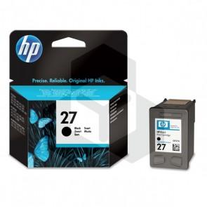 HP 27 (C8727AE) inktcartridge zwart (origineel)
