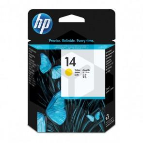 HP 14 (C4923AE) printkop geel (origineel)