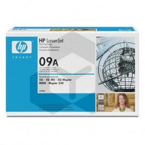 HP 09A (C3909A/EP-W) toner zwart (origineel HP)