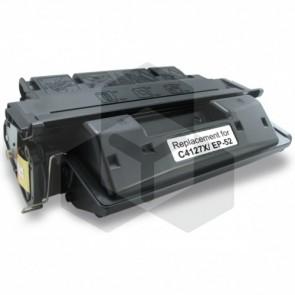 HP 27X (C4127X/ EP-52/TN-9500) toner zwart (huismerk)
