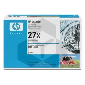 HP 27X (C4127X/EP-52) toner zwart (origineel HP) hoge capaciteit