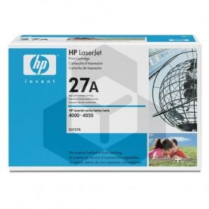 HP 27A (C4127A/EP-52) toner zwart (origineel HP) standaard capaciteit