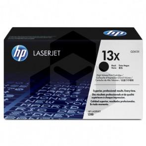 HP 13X (Q2613X) toner zwart hoge capaciteit (origineel HP)