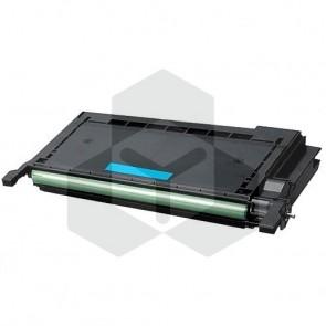 Huismerk Samsung CLP-C660B toner cyaan hoge capaciteit (huismerk)