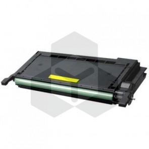 Huismerk Samsung CLP-Y660B toner geel hoge capaciteit (huismerk)