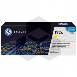 HP 122A (Q3962A) toner geel (origineel HP) hoge capaciteit