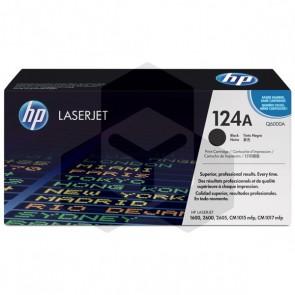 HP 124A (Q6000A) toner zwart (origineel HP)