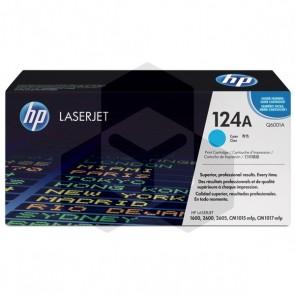 HP 124A (Q6001A) toner cyaan (origineel HP)