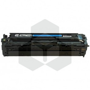 HP 125A (CB541A) toner cyaan (huismerk)
