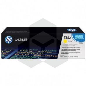 HP 125A (CB542A) toner geel (origineel)
