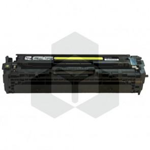 HP 125A (CB542A) toner geel (huismerk)