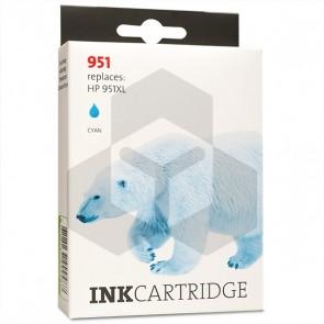 HP 951XL (CN046AE) inktcartridge cyaan hoge capaciteit (huismerk)