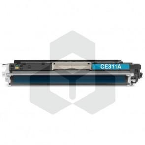 HP 126A (CE311A) toner cyaan (huismerk)