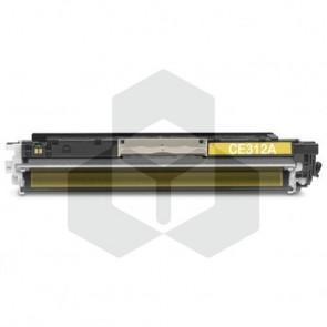 HP 126A (CE312A) toner geel (huismerk)