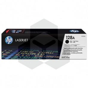 HP 128A (CE320A) toner zwart (origineel)