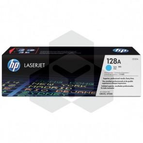 HP 128A (CE321A) toner cyaan (origineel)