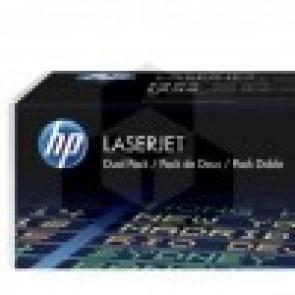 HP 125A (CB540AD) toner zwart dubbelpak (origineel)
