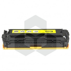 HP 131A (CF212A) toner geel (huismerk)