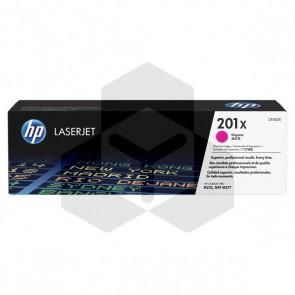 HP 201X (CF403X) toner magenta hoge capaciteit (origineel)