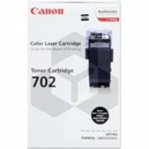 Canon 702 BK toner zwart (origineel)