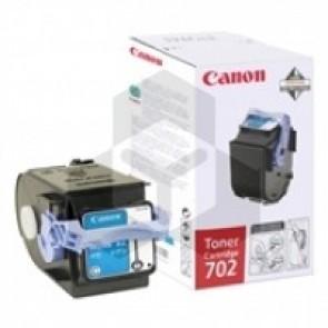 Canon 702 C toner cyaan (origineel)