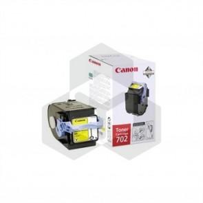 Canon 702 Y toner geel (origineel)