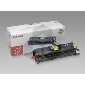 Canon 701 Y toner geel (origineel)