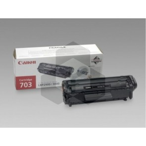 Canon 703 toner zwart (origineel)