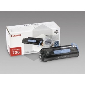 Canon 706 toner zwart (origineel)
