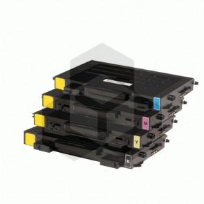 Samsung CLP-500 zwart + 3 kleuren (huismerk)
