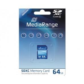 64GB Mediarange SD Class 10