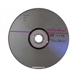 DVD+RW 4.7GB 4X Thats Write 100 stuks