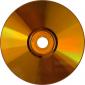 CD-R 80min Oranje 25 stuks volledig wit inktjet printable