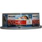 DVD+R 8.5GB 8X Philips double layer 25 stuks inktjet printable