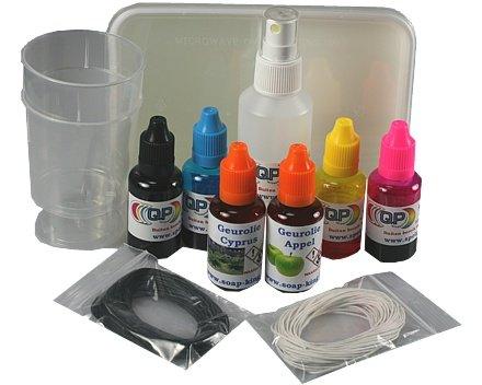Gietzeep startpakket zelf zeep maken